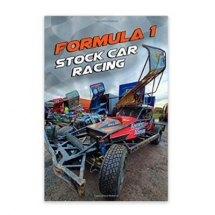 Formula 1 Stock Car Racing notebook