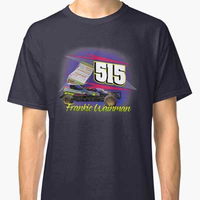 2019 Frankie Wainman 515 T-Shirt