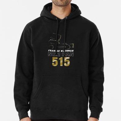 Frankie Wainman Jnr 515 No.1 Fan Hoodie