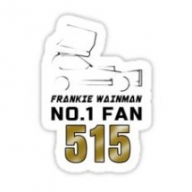 Frankie Wainman Jnr 515 No.1 Fan