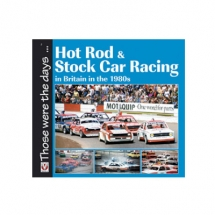 Hot Rod & Stock Car Racing in Britain in the 1980s