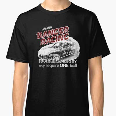 I follow Banger Racing T-Shirt