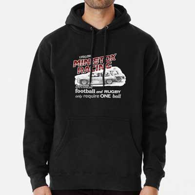 I follow Ministox Racing Hoodie