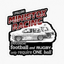 I follow Ministox Racing