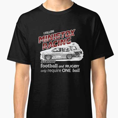 I follow Ministox Racing T-Shirt