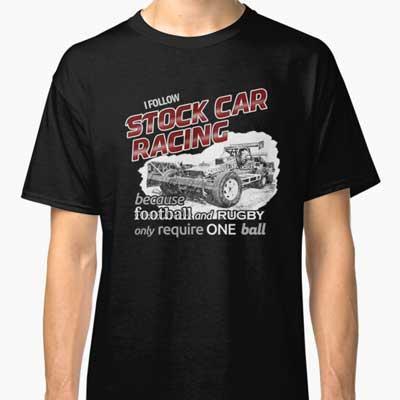 I follow Superstox Racing T-Shirt