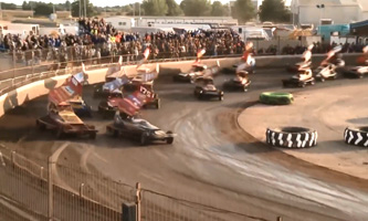 Kings Lynn Semi Final video