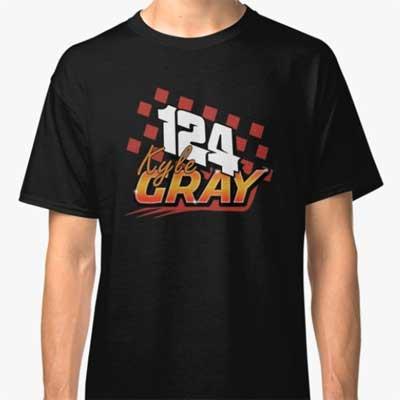 Kyle Gray 124 Brisca F1 2019 T-Shirt