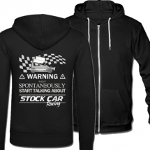 I may start talking about Brisca F2 Stock Car Racing hooded jacket