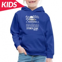 I may start talking about Brisca F2 Stock Car Racing Kids hoodie