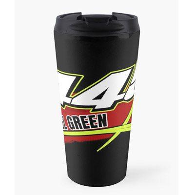 Nigel Green 445 Brisca F1 2019 Travel Mug