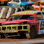 Saloon Stock Cars