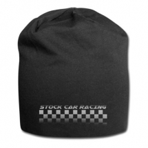 stock-car-racing-cheques-beanie