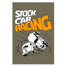 Stock Car Racing notebook