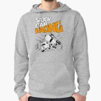 Stock Car Racing Retro Racing Hoodie