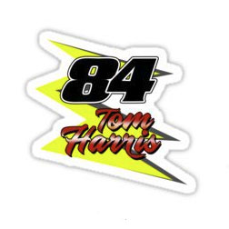 Tom Harris 84 Brisca F1 2019 Sticker