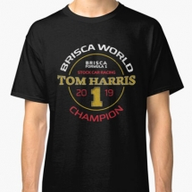 Tom Harris World Champion 2019