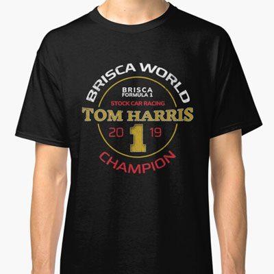 Tom Harris World Champion 2019 T-Shirt
